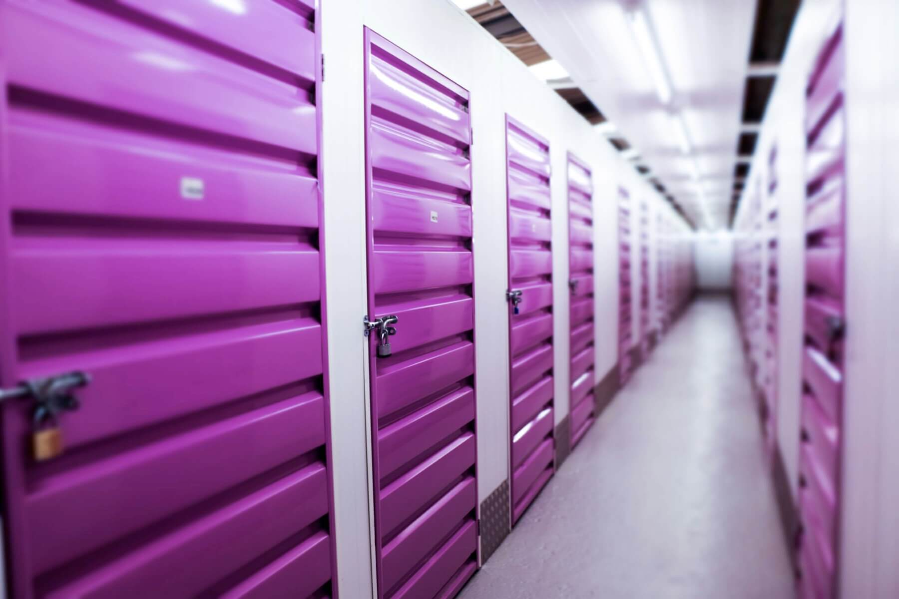 Variety of storage types & Self Storage Units - Glasgow Hillington Cumbernauld   Russell Self ...